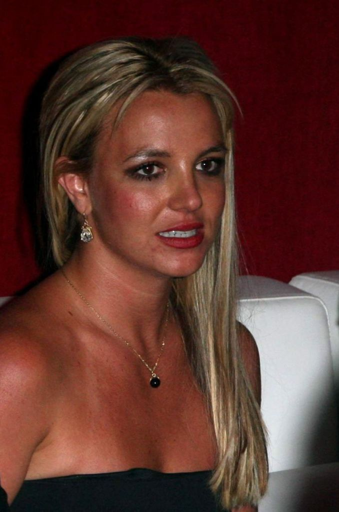 Britney Spears kadaise