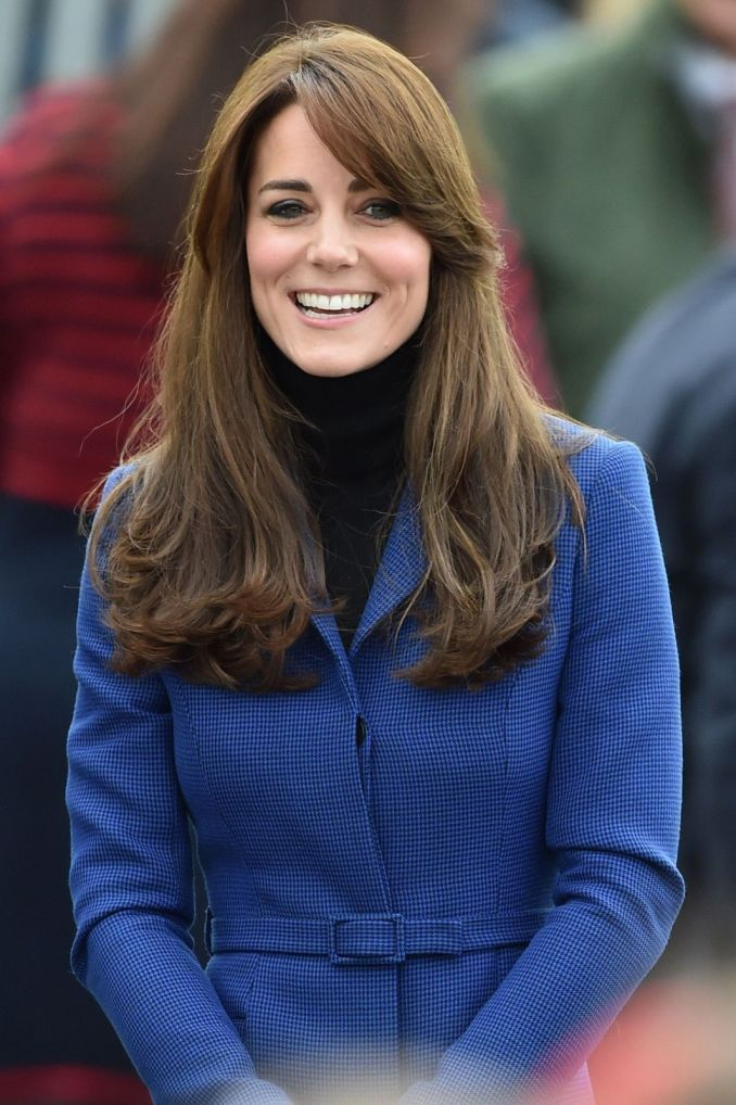 Kate Middleton dabar